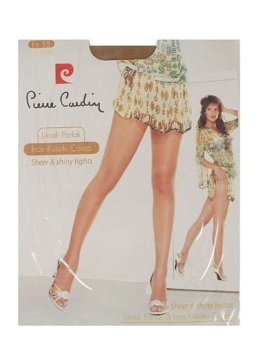 Pierre Cardin Külotlu Çorap Bronz